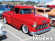 1955 chevy pickup screen