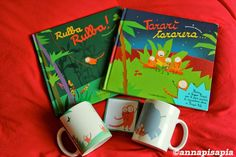 A casa di Anna: Tararì tararera Emanuela #Bussolati #piripù #libri #bambini