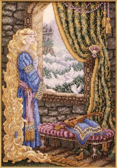 SurLaLune Fairy Tales Blog: Fairy Tales in Stitches: Patterns by Teresa Wentzler