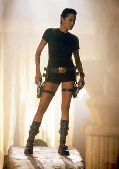 lara croft   Lara Croft - Lara Croft: Tomb Raider The Movies Photo (24356226 ...