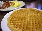 Welcome to Lincoln's Waffle Shop!  Located on the historic 10th street NW in Downtown Washington, DC