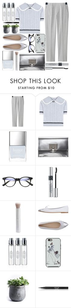 """""""Shopping Day"""" by grozdana-v ❤ liked on Polyvore featuring Uniqlo, Miu Miu, Butter London, Proenza Schouler, ZeroUV, Christian Dior, Cantarelli, Byredo, Kahri by KahriAnne Kerr and My Spirit Garden"""
