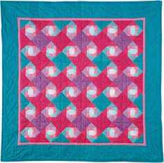 Pandora Jewelry OFF!> Quilting With Shar. Pandora Bracelets, Pandora Jewelry, Pandora Charms, Quilt Patterns Free, Free Pattern, Wilmington Prints, Pandoras Box, Quilt Sizes, Step By Step Instructions