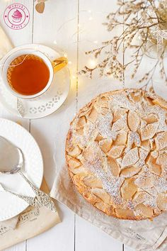 Mascarpone pear cake - ciasto gruszkowe z mascarpone Camembert Cheese, Dairy, Baking, Desserts, Food, Cakes, Pictures, Mascarpone, Tailgate Desserts