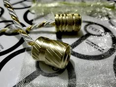 Begleri Jaime  Brass Beads  Game of Thrones by TauMetalWorks