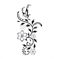 1000 id es sur le th me tatouages de cerisier sur - Plume noire signification ...