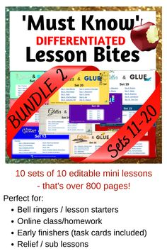 Core skills for the High School English classroom - present on your big screen as lesson starters / bell ringers, share online for homework or early finishers, or use for targeted teaching or even emergency relief. Guaranteed to give English/ELA teachers piece of mind that they're covering all the necessities! Close reading and critical thinking. Ela Classroom, English Classroom, Literacy Strategies, Bell Ringers, High School English, Narrative Writing, Early Finishers, Share Online, Critical Thinking Skills