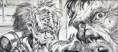 Mike Ploog's The THING