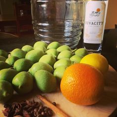 Nocino and DIY Booze, Because You Can