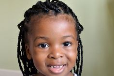 If you ask any popular search engine, caring, maintaining, and growing an African-American baby's hair is a mystery. You'll get a menagerie of articles outlining general maintenance, but not very m…