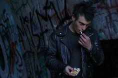 Noah Segan in Brick, 2005