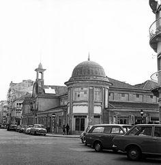 Mercado de Campo de Ourique,1960