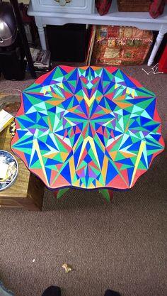 Geometric table by Bushybushnaq