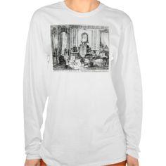 Drawing Room in the Louis Seize Style Tee T Shirt, Hoodie Sweatshirt