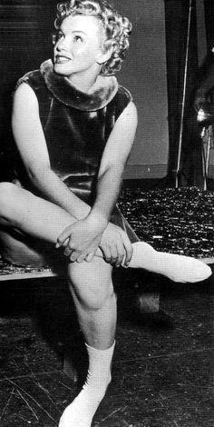 """Marilyn Monroe photographed by Bruno Bernard. """
