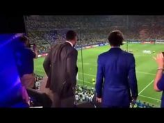 Rio Ferdinand's Reaction To Cristiano Ronaldo's Winning Penalty Champion...