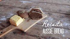 Receita de Pão Australiano (Aussie Bread)