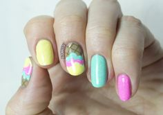 Nailed It | The Nail Art Blog #prom nail art