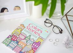 Colors Stories An Adult Coloring Book