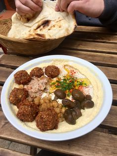[I Ate] A delicious hummus plate! #food #foodporn #recipe #cooking #recipes #foodie #healthy #cook #health #yummy #delicious