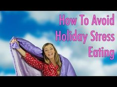How To Avoid Holiday Stress Eating  |  #JessicaProcini #LaughYourselfSkinny #losingweight #Weightloss #dieting #Overeating