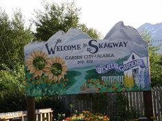 Princess cruise to Alaska: Skagway, Juneau and Ketchikan