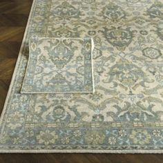 Gwyneth Hand Knotted Rug  | Ballard Designs