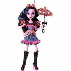 Boneca Monster High Freaky Fusion Dracubecca Mattel - R$ 129,99 no Mercado Livre.