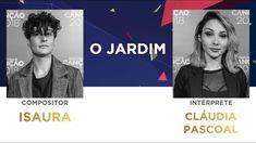 O Jardim (45'') - Isaura   Festival da Canção 2018 Garden, Musica