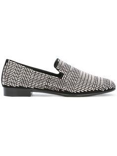 GIUSEPPE ZANOTTI Studded Moccasins. #giuseppezanotti #shoes #moccasins