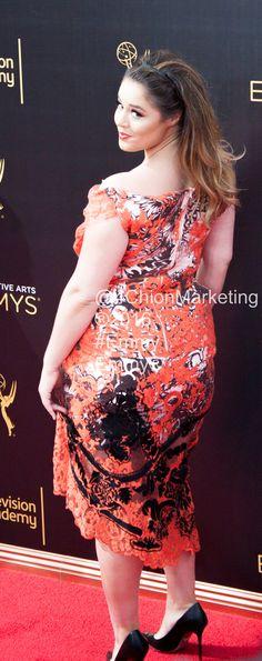 Kether Donohue #Emmy Red Carpet #Emmy2016 #EmmyArts #RedCarpet #GoGreaseGo #GreaseLive