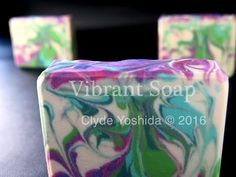 Making and Cutting Eucalyptus Mint Lemongrass Cold Process Soap - YouTube