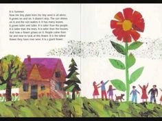 The Tiny Seed video by Eric Carle