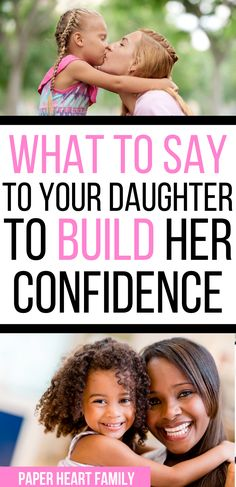Raising confident girls is SO important. These 49 questions will help you to build self-confidence in your daughter and to open up communication. Parenting Done Right, Kids And Parenting, Parenting Hacks, Parenting Quotes, Raising Daughters, Raising Girls, Mother Daughter Activities, Mother Daughter Relationships, Child Development