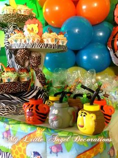 Jungle Party #jungle #party