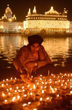 Bright Lights, Big Parties: Diwali Around the World