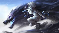 View, download, comment, and rate this 3500x1950 League Of Legends Wallpaper - Wallpaper Abyss