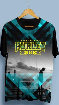 Surf Line, Tee Shirts, Tees, Fishing Shirts, Rip Curl, Style Summer, Hurley, Billabong, Mens Fashion