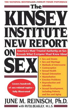 The Kinsey Institute New Report on Sex. June M. Reinisch.Tags: #Kinsey #Institute #New #Report #Sex #June #Reinisch #Alfred #Kinsey The Kinsey Institute New Report On Sex [Paperback] See review of Sexual Behavior in the Human Male(1948) & Sexual Behavior in the Human Female (1953), written by Dr. Alfred Kinsey, Wardell Pomeroy & others.