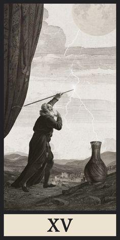 Ignacio Cobo's Tarot : Photo