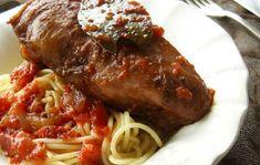 Νόστιμο κοτόπουλο κοκκινιστό (2 μονάδες) – Η δίαιτα των μονάδων Greek Recipes, Steak, Pork, Beef, Kale Stir Fry, Steaks, Ox, Greek Food Recipes, Pork Chops