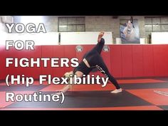 Yoga for fighters