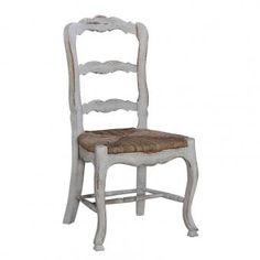 Laurette Dining Chair Distressed. A Block and Chisel Product.