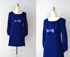 1960s dress / vintage 60s dress / Good Juju dress. $138.00, via Etsy.