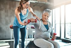 Read about a great 20-minute strength training routine for seniors to build their strength, endurance, and energy.