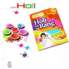 Lets celebrate the spirit of this colourful Festival of Holi with this Lab tested Natural and Non Toxic Gulal.