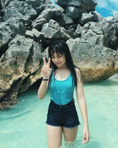 Pretty Girls, Cute Girls, Filipina Beauty, Best Actress, Ulzzang Girl, Everyday Outfits, Overall Shorts, My Idol, Kylie