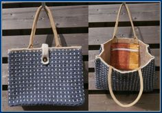 d8cf657641d 75 beste afbeeldingen van AH tassen omhaken - Crochet bags, Crochet ...