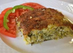 See related links to what you are looking for. Greek Recipes, Veggie Recipes, Healthy Recipes, Veggie Food, Sauteed Zucchini, Recipe Boards, Family Meals, Good Food, Food And Drink