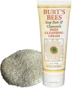 Burt's Bees Kit de Nettoyage Doux pour le Visage | Ecco Verde
